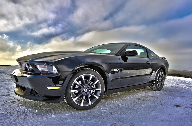 mustang auto