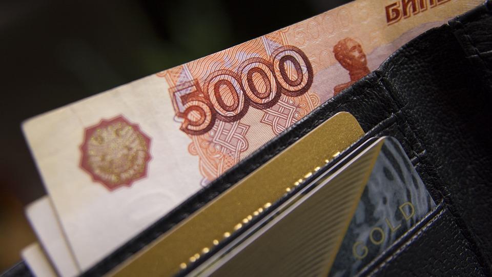 rubly v peněžence
